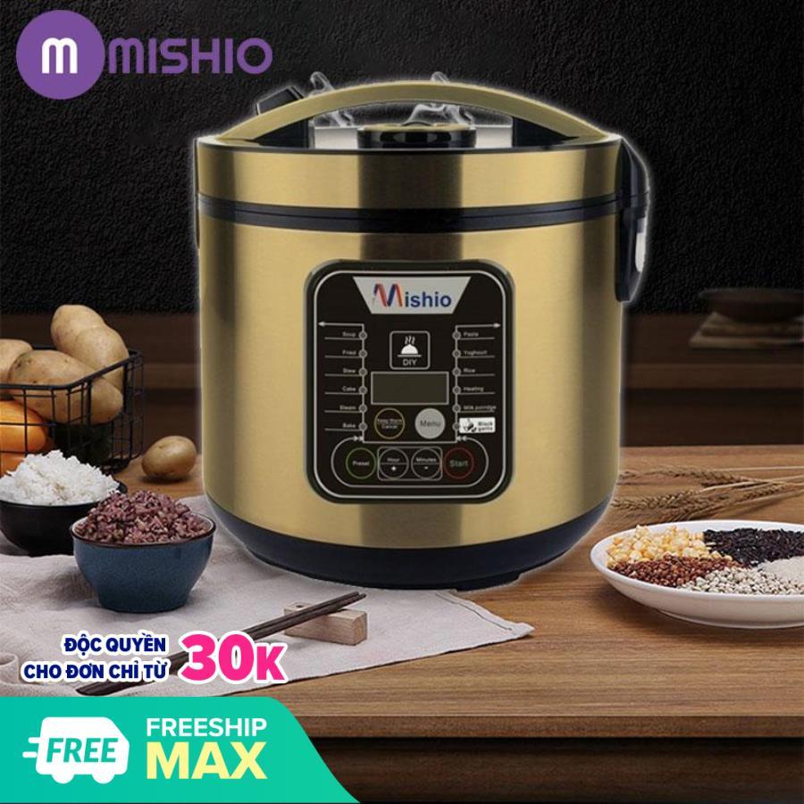 Nồi cơm điện tử Mishio MK10 - Hàng thanh lý