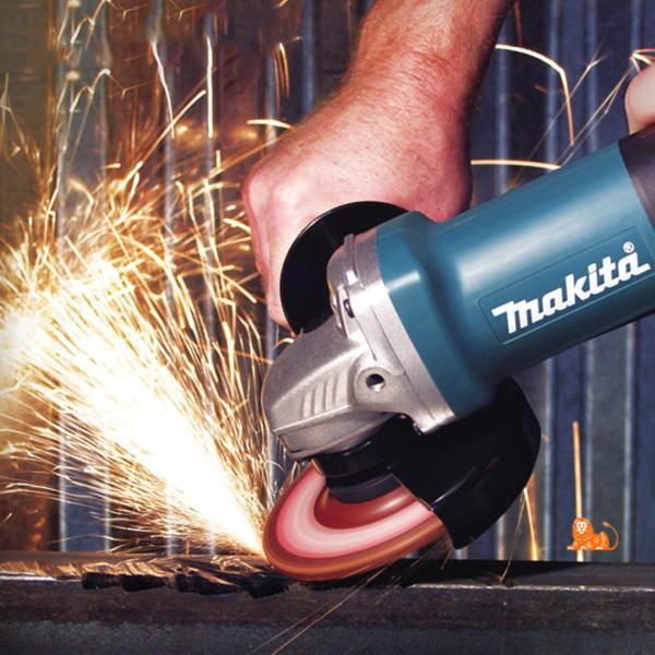 MÁY MÀI CẮT MAKITA NEW mài cắt sắt, tường, gỗ, tôn. - NEWMA9556