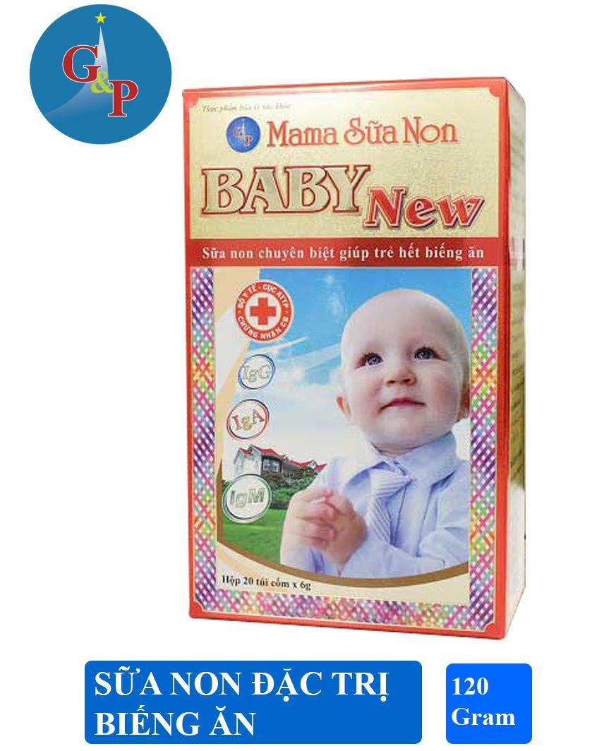 Mama Sữa Non Chuyên Biệt Cho Trẻ Biếng Ăn Baby...