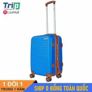 [MIỄN PHÍ SHIP] Vali TRIP P803A Size 20inch Vali du lịch size xách tay lên máy bay, đựng 7kg -10kg hành lý thumbnail