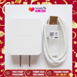 Bộ sạc nhanh dùng cho các dòng điện thoại Oppo, VIVO cổng microUSB - Hộp giấy thumbnail
