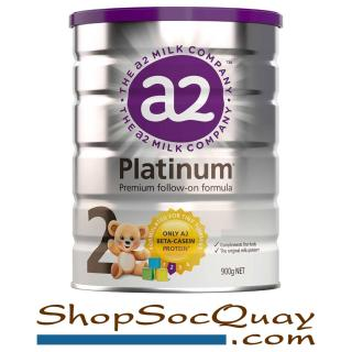 Sữa A2 Platinum Úc số 2 hộp 900g thumbnail