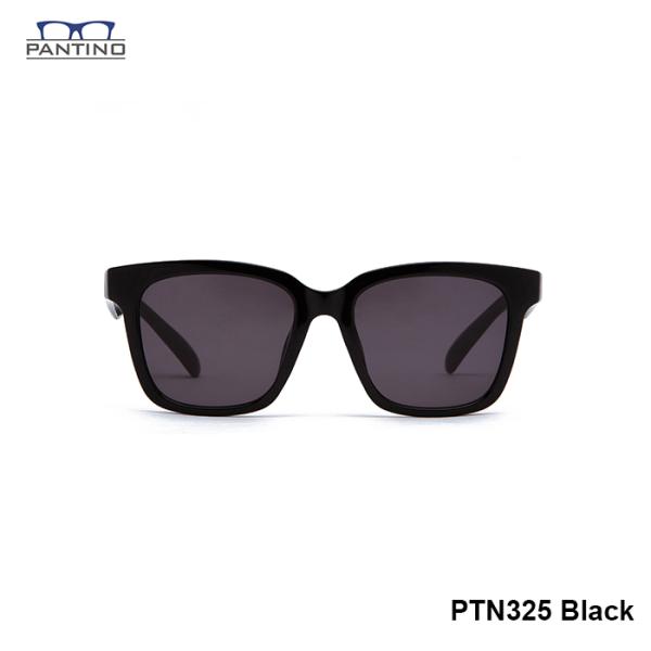 Giá bán Kính mắt phân cực thời trang Nữ PANTINO nhập khẩu Hàn Quốc chống tia UV, ánh sáng xanh Mã PTN325Black