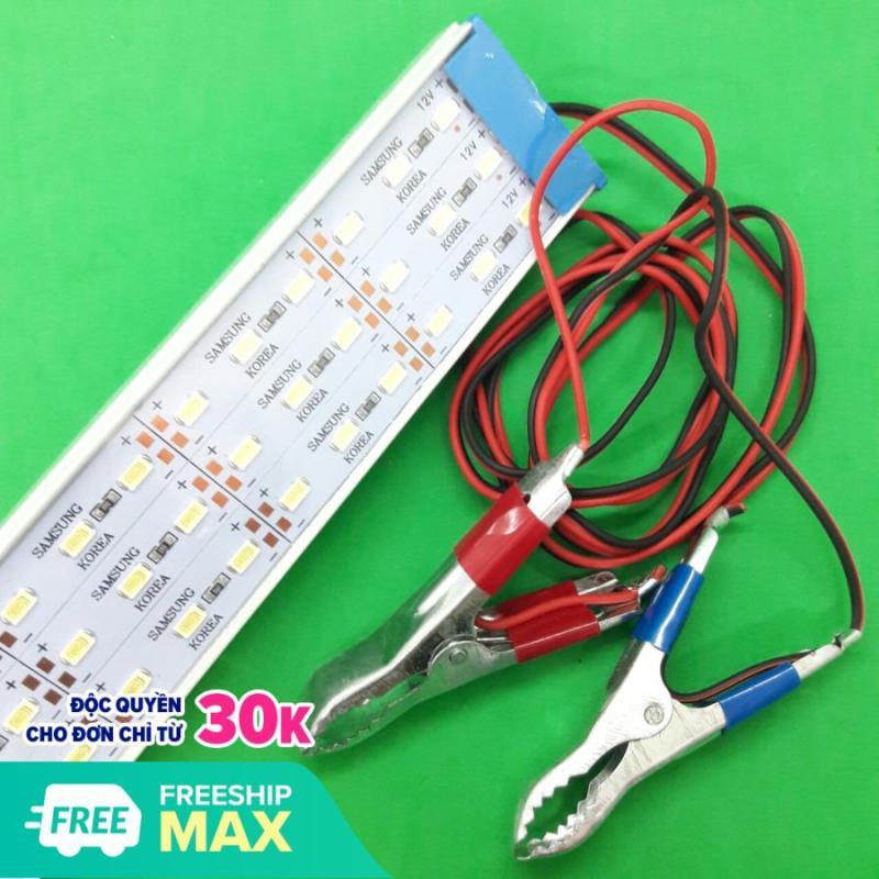 Đèn Led hộp siêu sáng 12V 50cm loại tốt - Điện Việt. Đèn Led dùng để trang trí nhà cửa, nội thất, dùng để chiếu sáng trong nhà hoặc những nơi cần chiếu sáng