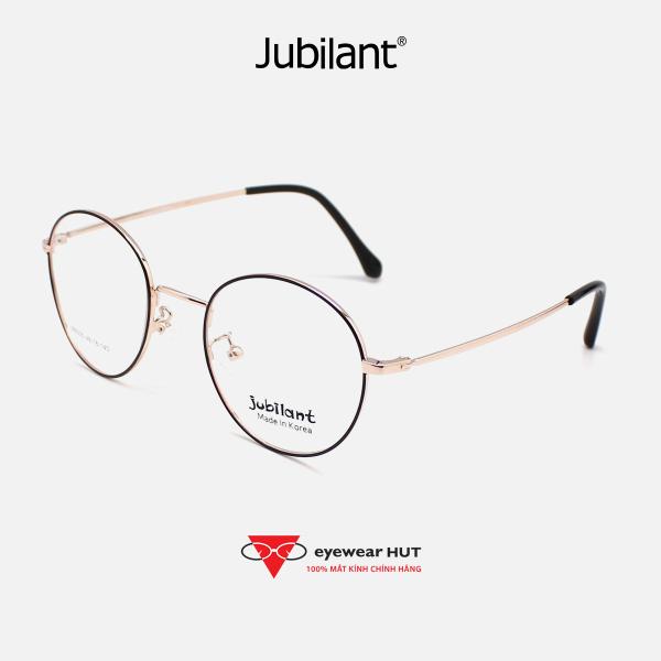 Giá bán Gọng kính Nữ chính hãng Kim loại Full rim, Phong cách Thời trang JUBILANT J90005