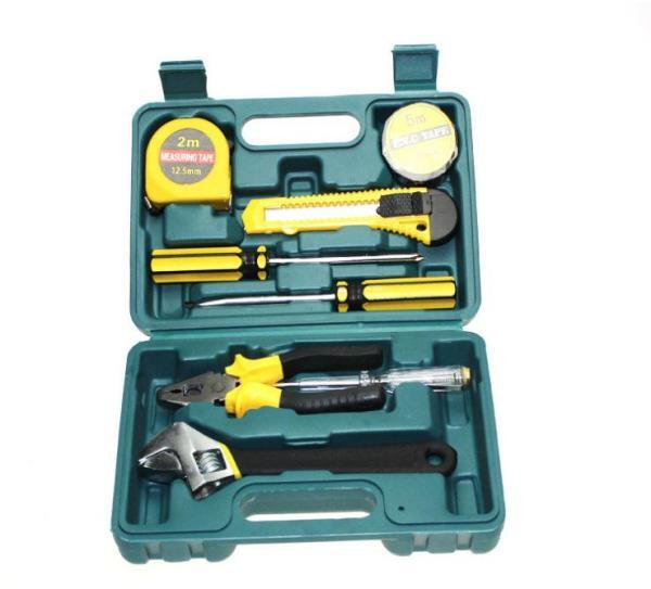 Bộ thiết bị sửa chữa cần thiết trong nhà 8009F (9 món)