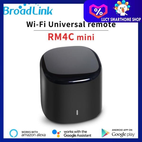 Bảng giá Thiết bị điều khiển hồng ngoại nhà thông minh Broadlink RM4C Mini
