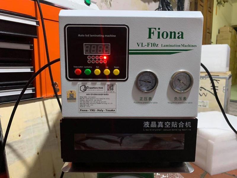 Máy ép kính điện thoại Fiona F10Z