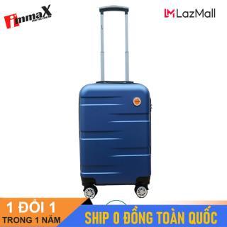 [ MIỄN PHÍ SHIP] Vali nhựa du lịch immaX X14 hàng chính hãng 1 đổi 1 trong 1 năm thumbnail