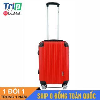 [MIỄN PHÍ SHIP] Vali nhựa TRIP P15A Size 20inch Vali du lịch size xách tay lên máy bay thumbnail