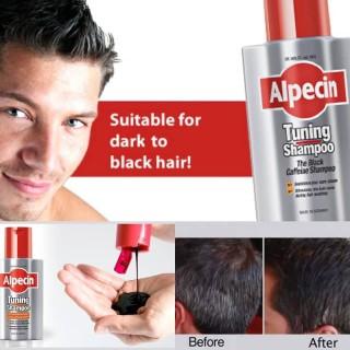 [Xách tay Đức] Dầu gội Alpecin Tuning shampoo làm đẹp và chống rụng tóc thumbnail