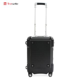 Vali khóa sập Tresette cao cấp nhập khẩu Hàn Quốc TSL 601920BK màu đen thumbnail