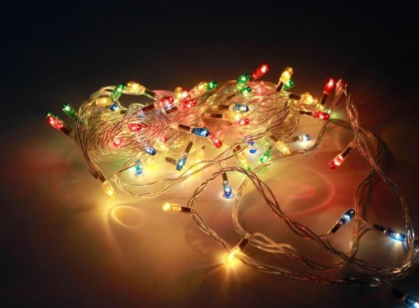 Dây đèn led nháy kim Nhiều màu 2 chế độ dài 4m KamiHome