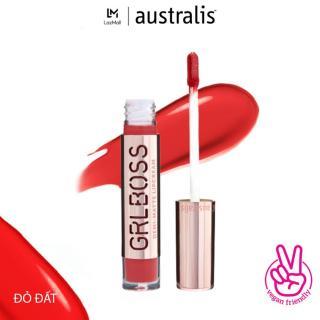 Son kem lì mịn môi Australis GRLBOSS Demi matte Lip Cream( dạng kem) - 6ml - Hàng Úc chính hãng thumbnail