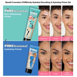 Set Kem lót Benefit the Pore Fessional Fullsize tặng kèm tuýp minisize thumbnail