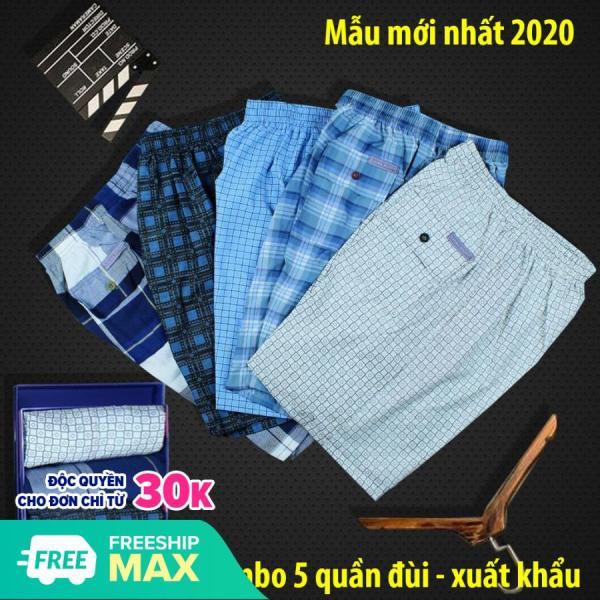 [COMBO 5]Quần đùi vải nam có khóa cao cấp, thời trang mùa hè cho nam, quần vải mát mẻ màu hè - Hàng Việt nam chất lượng cao