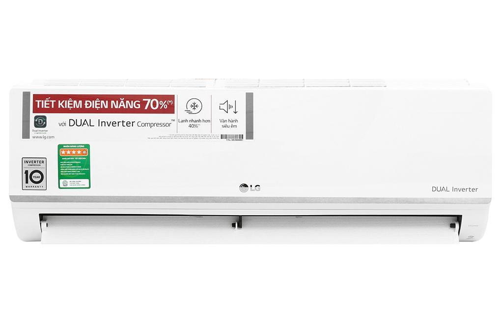 Máy lạnh 1 chiều LG Inverter 1 HP V10ENW