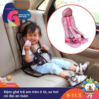 Ghế trẻ em trên ô tô, Đai đỡ an toàn cho bé, Ghế ngồi xe hơi cho bé, Ghế ngồi xe cho bé - Ghế ngồi em bé trên ô tô cực chắc, cực bền - MANG LẠI CẢM GIÁC THOẢI MÁI CHO BÉ thumbnail