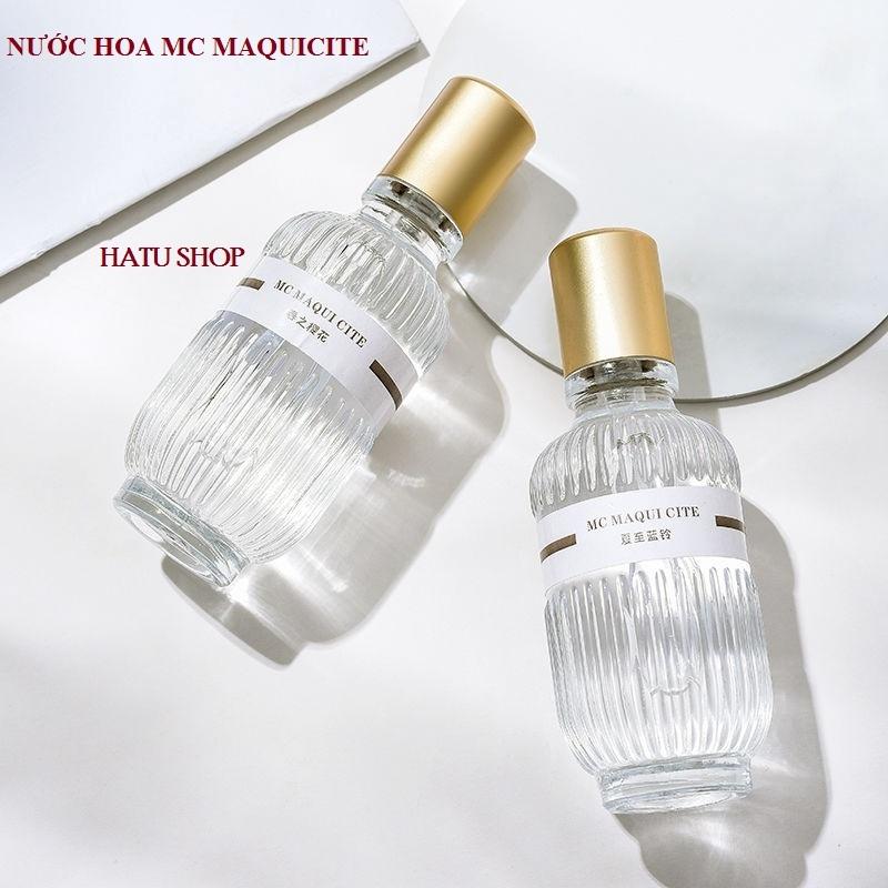 Nước Hoa MC Maquicite Nội Địa Trung, Mùi Thơm Dịu Nhẹ, Giữ Hương Suốt Cả Ngày