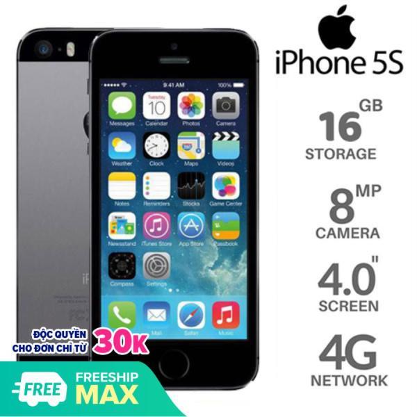 điện thoại Iphone5 S 64G bản Quốc Tế - Full Chức năng, zalo TikTok Youtube
