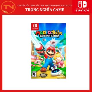Đĩa game Switch - Mario + Rabbids Kingdom Battle thumbnail