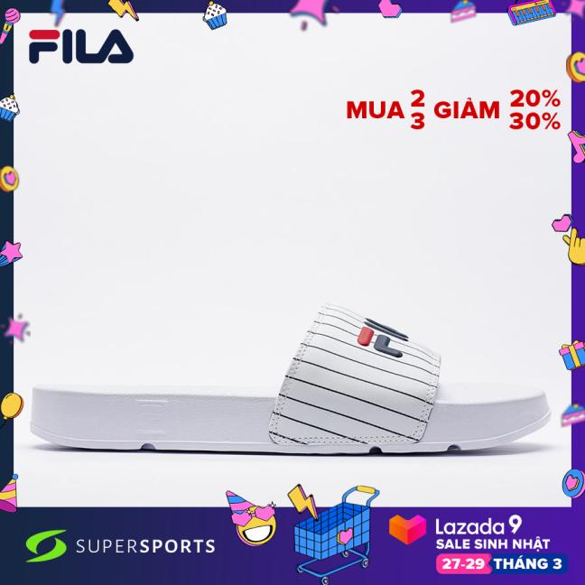 FILA Dép Quai Ngang Nam Drifter Basic 11A017X giá rẻ