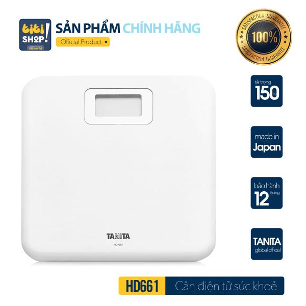 Cân sức khoẻ điện tử TANITA HD-661