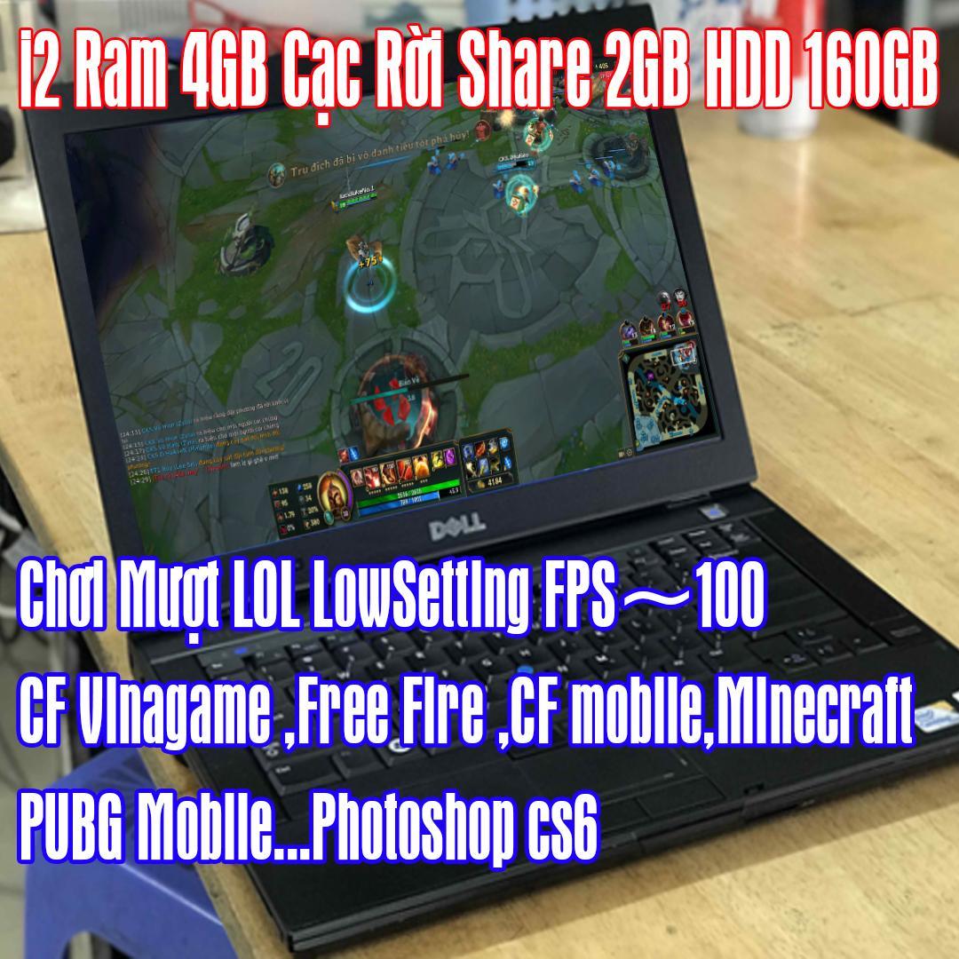 Laptop I2 Giá Rẻ Sập Sàn 4GB Ram VGA 2GB Chơi LOL , CF Vinagame... Đang Hạ Giá tại Lazada