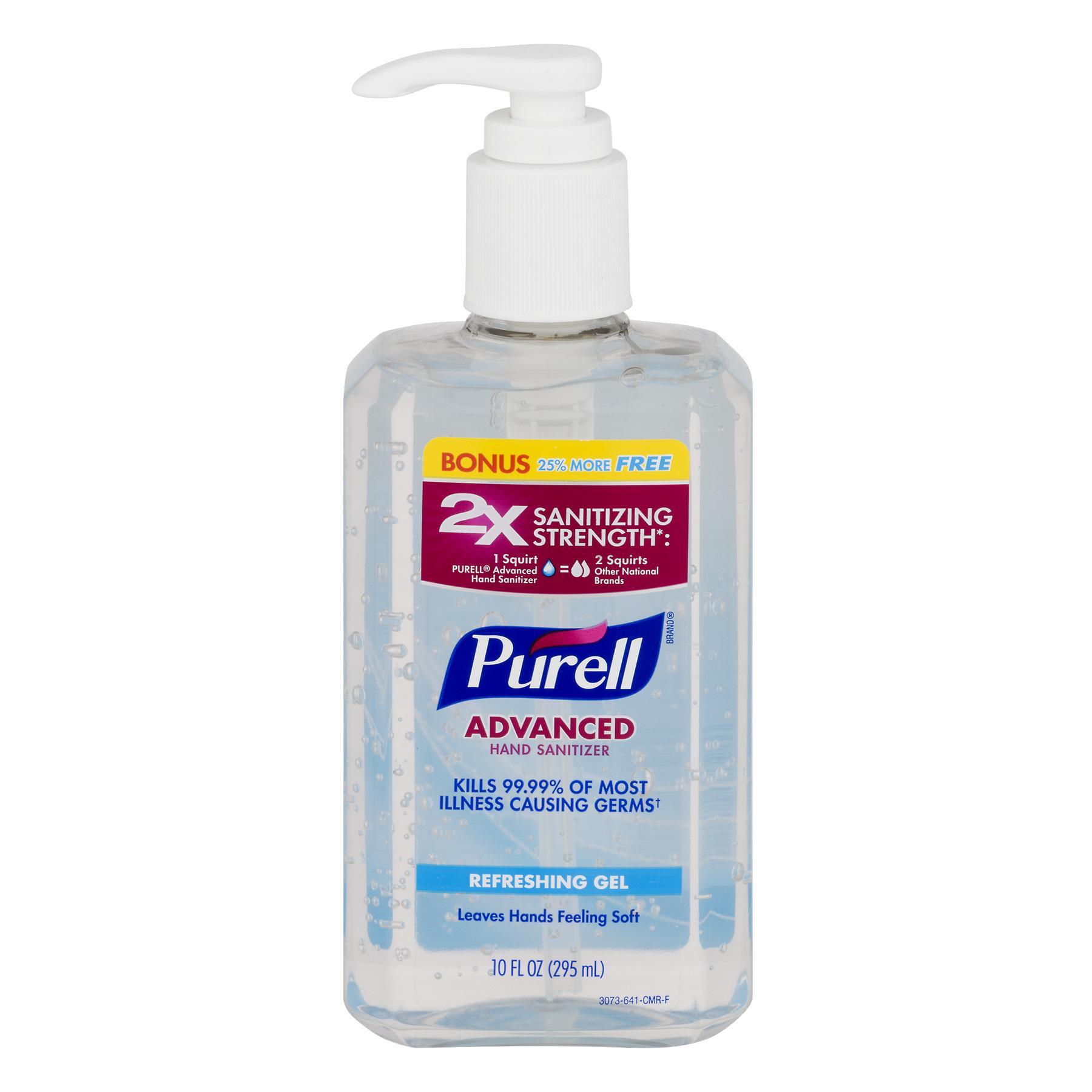 Gel rửa tay khô diệt khuẩn PURELL 295ml cao cấp