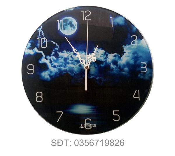 Nơi bán Kim Trôi -  Đồng hồ treo tường - Kính cường lực - Mã K60