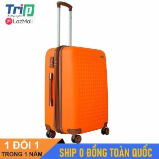 [Hỗ trợ phí Ship] Vali nhựa TRIP P803A Size 24inch Vali du lịch TRIP Size ký gửi hành lý, đựng 15kg -25kg thumbnail