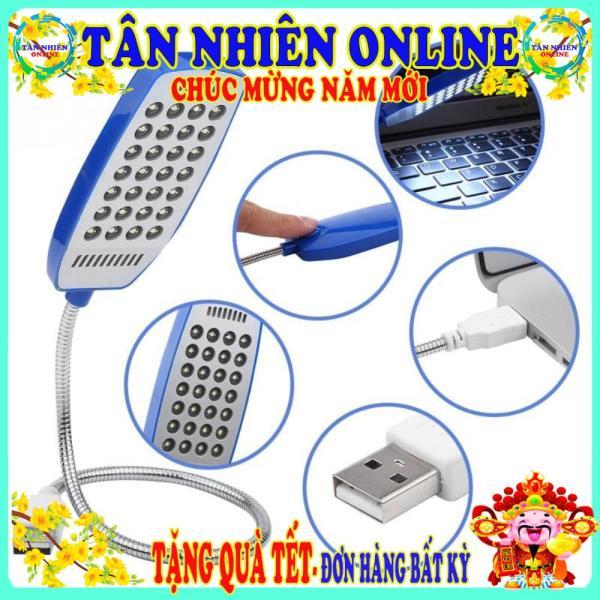Bảng giá Đèn LED cổng USB 28 bóng siêu sáng với cổng kết nối USB có thể uốn cong 360 độ Phong Vũ