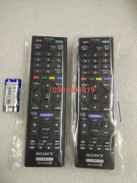 Bảng giá Điều khiển Đầu Tivi Sony YD-093(hàng sịn)