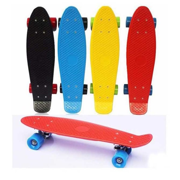 Mua Ván Trượt Skateboard,Ván Trượt, Ván Trượt Dài, Ván Trượt Thể Thao, Ván Trượt Cỡ Lớn Đạt Chuẩn Thi Đấu -Giao Màu Ngẫu Nhiên, ván trượt thể thao thông minh
