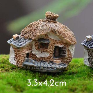 Nhà cổ tích trang trí tiểu cảnh thumbnail