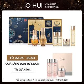 Bộ dưỡng tinh chất chiết xuất vàng 24k tái sinh da toàn diện OHUI The First Time Of Love Special Set 130ml thumbnail