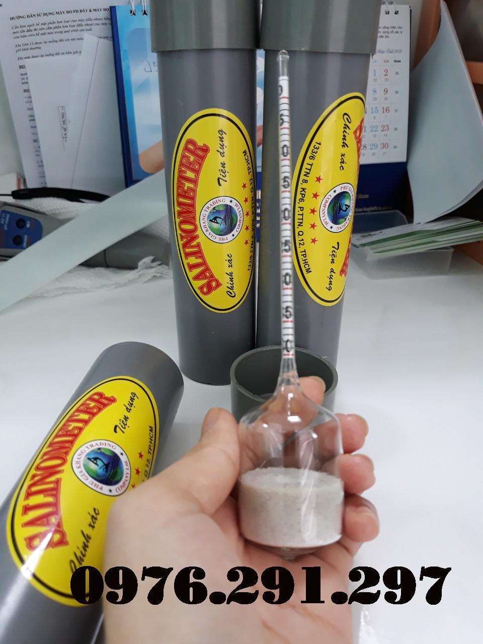 Ống đo độ mặn