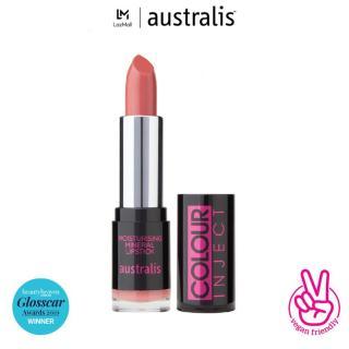 Son không chì mịn môi Colour Inject Lipstick 4g( dạng thỏi) - Hàng Úc chính hãng thumbnail