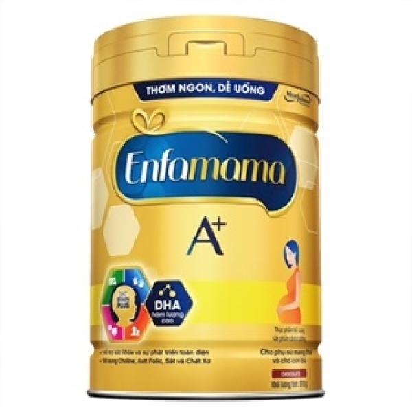 Enfamama A+ Chocolate lon 870g