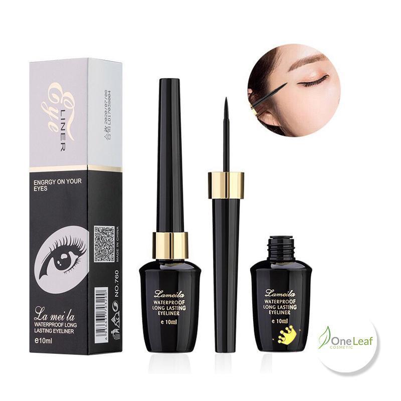 Kẻ mắt nước Waterproof Eyeliner Lameila 10ml OL033 cao cấp