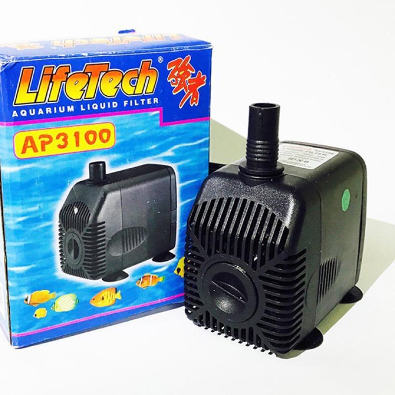 Máy bơm nước AP3100 hồ cá cảnh, bể cá cảnh Life Tech - Máy bơm nước bể cá cao 2m8 cấp