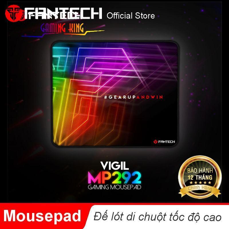 Giá Đế lót di chuột tốc độ cao nhiều kích cỡ khác nhau dùng cho chuột, bàn phím... FANTECH MP292 - MP452 - MP902 - Hãng phân phối chính thức