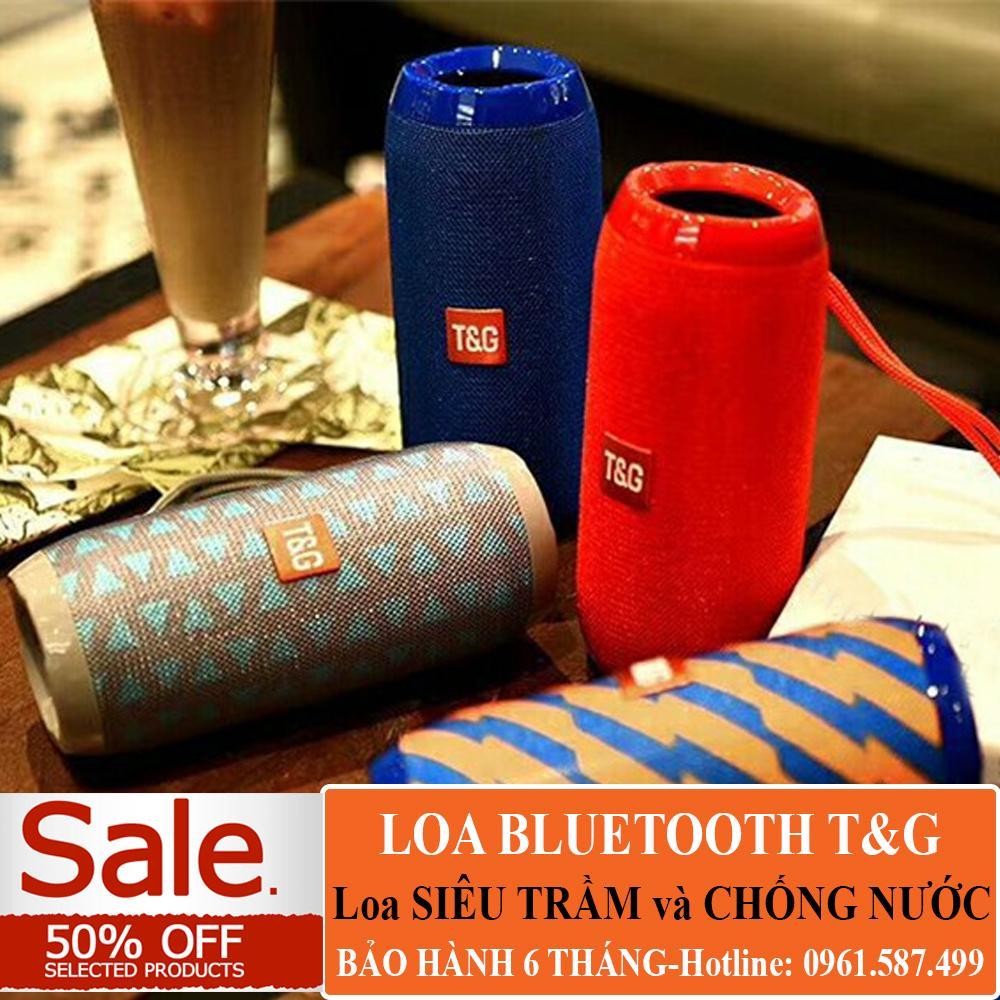 [BIG SALE 50%] Loa Bluetooth T&G - loa bluetooth, loa bluetooth mini, loa bluetooth cao cấp, loa bluetooth mini giá rẻ - [Apestomen Volcanic]