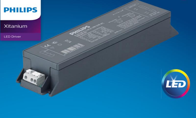 Bộ nguồn/Driver đèn Led Philips Xi LP 150W 0.3-1.0A S1 230V S240 sXt DALI/Dyna Dimmer