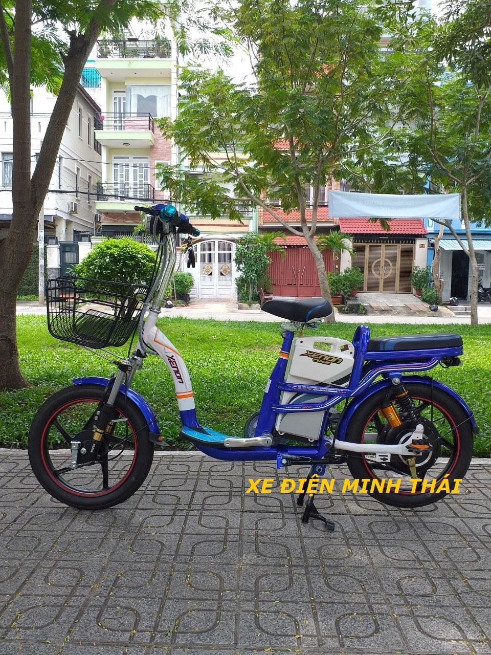 Mua xe đạp điện hiệu XENON giá tốt- không phí vận sài gòn- xe đạp điện - xe điện XENON- xe đạp điện HK bike - xe điện mẫu HK bike