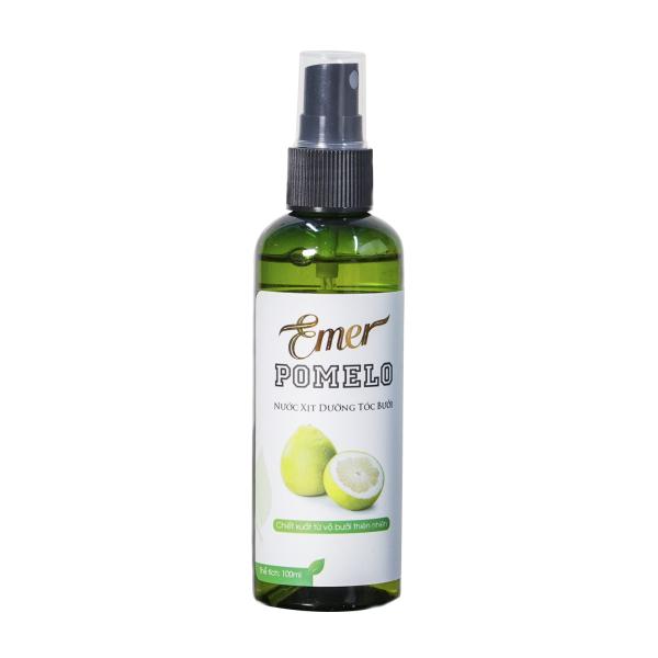 Dưỡng tóc tinh dầu vỏ bưởi POMELO (100ml) giúp giảm rụng tóc, kích thích mọc tóc, giúp tóc mọc lên nhanh hơn khoảng 2 lần đến 3 lần