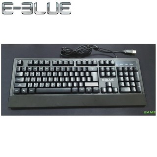 [HCM]Bàn phím chuyên game EBlue Elated EKM046 Pro - USB 046BK thumbnail