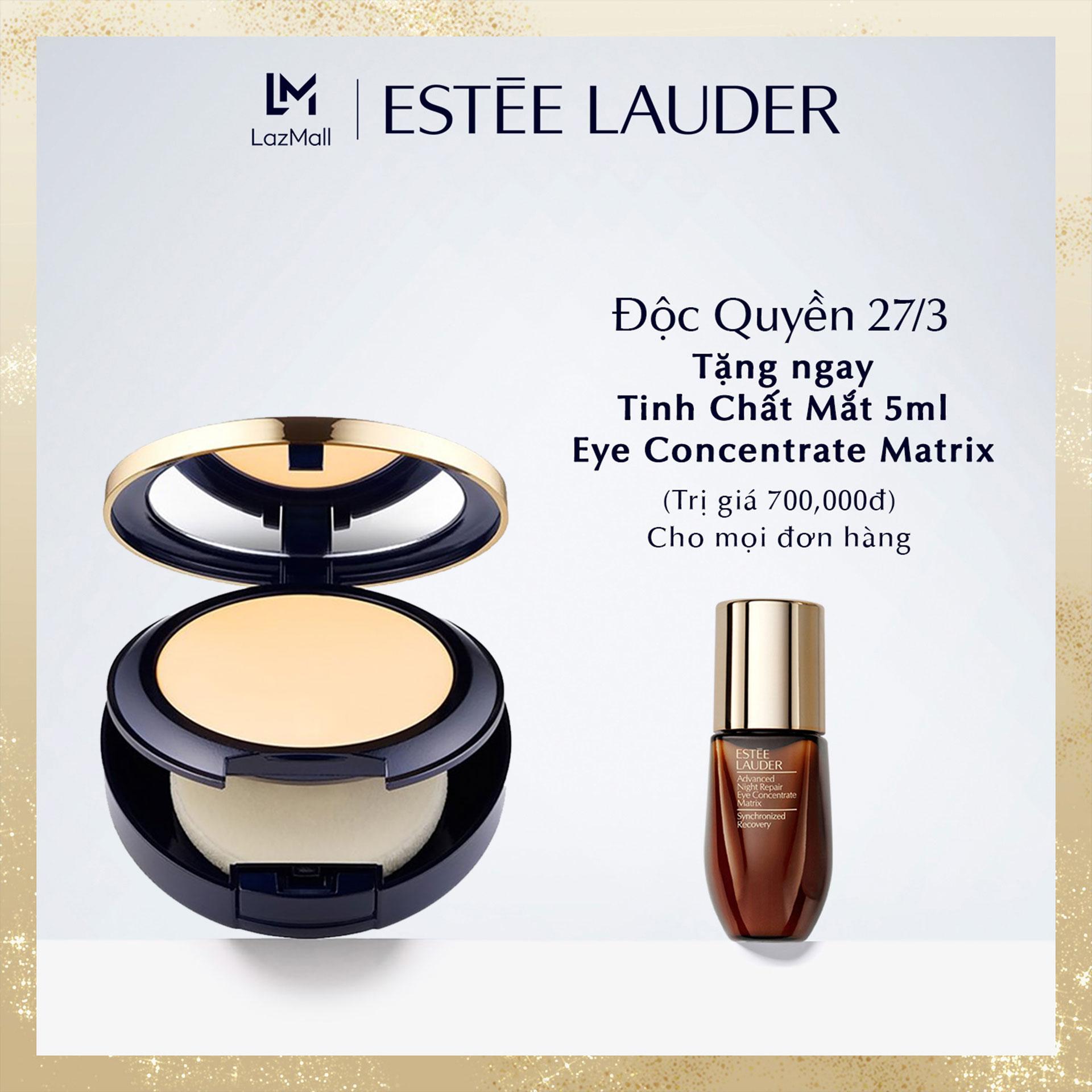 Phấn phủ lì lâu trôi Estee Lauder Double Wear Stay-in-Place Matte Powder Estee Lauder 12g cao cấp