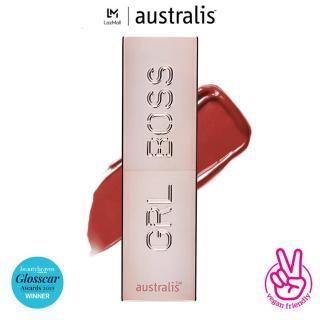 Son Lì Dưỡng Môi Australis GRLBOSS Satin Lipstick( Dạng Thỏi)-Hàng Úc Chính Hãng thumbnail