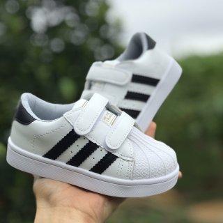 Giày thể thao cao cấp cho bé trai và bé gái TT001F, Giày vải cho bé, Giay tap di, Giay the thao adidass cho be, Giày bata bé trai - TOP sản phẩm BabyMall Vietnam thumbnail